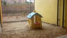 patio de aula de Infantil 2