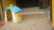 Patio de aula de Infantil