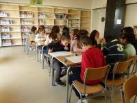Biblioteca escolar 1
