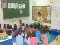Aula de Infantil 3